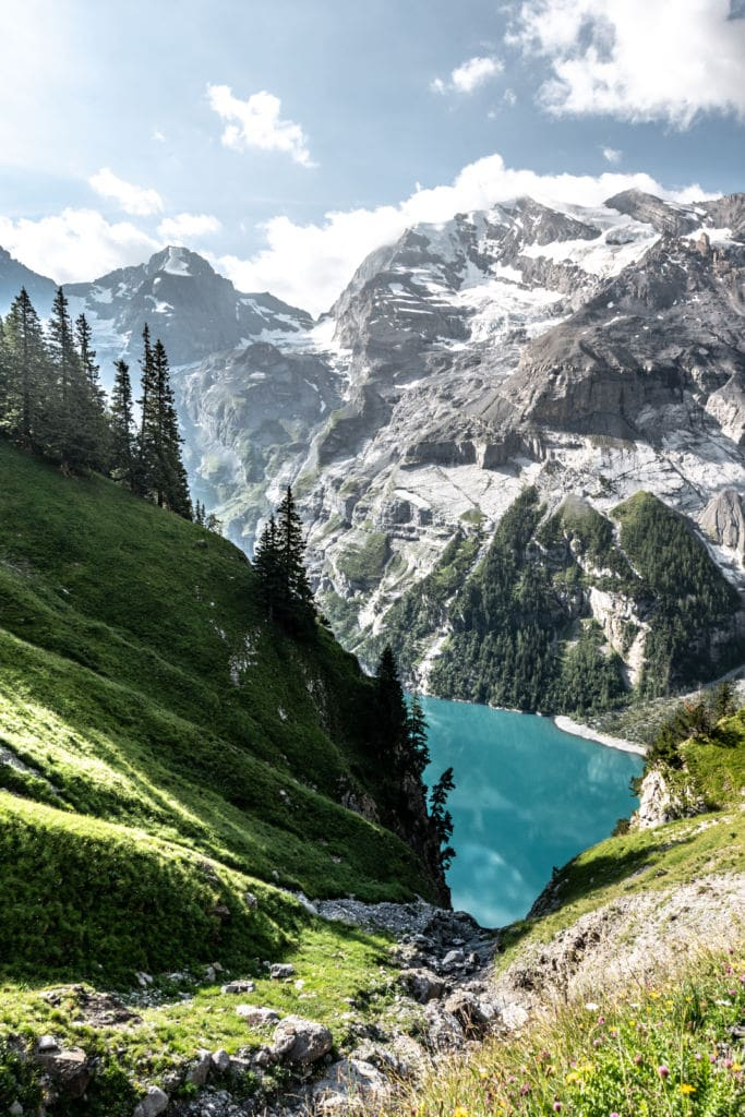 Lac de Oeschinensee - Suisse