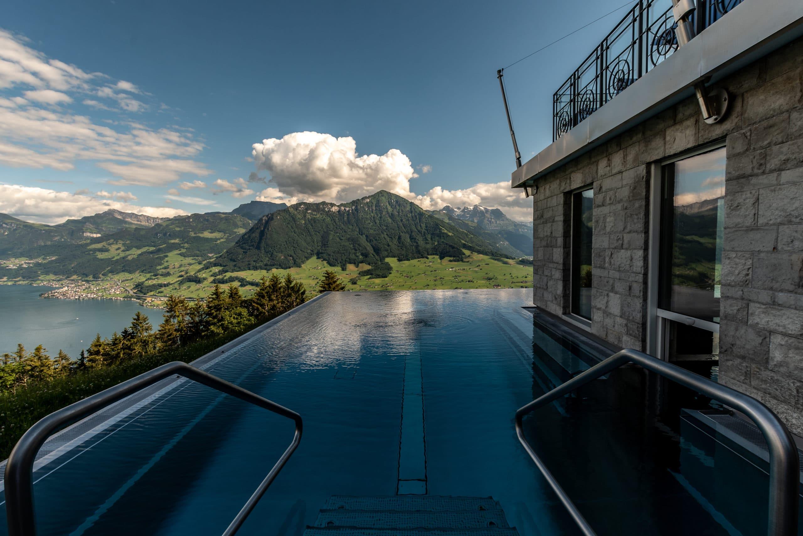 Villa Honegg - Hotel de luxe en suisse